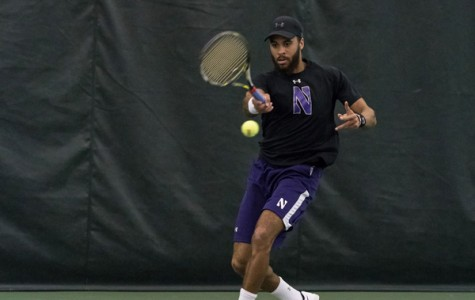 Men's Tennis: Northwestern faces crucial Big Ten tests
