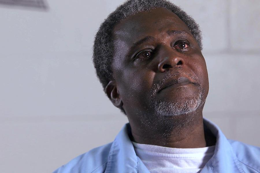 Alstory Simon gives his account of his own conviction for double homicide in the documentary