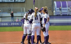 Northwestern meets at the mound. The Wildcats will be participating in their first ever Judi Garman Classic this weekend.