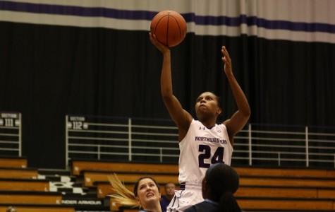 Women's Basketball: Poor shooting dooms Northwestern in WNIT loss