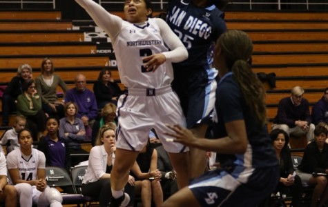 Women's Basketball: Northwestern's season ends with first-round WNIT loss to San Diego