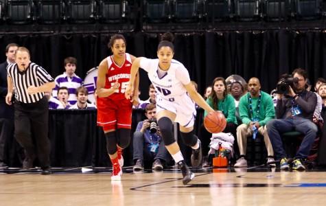 Women's Basketball: Northwestern outlasts Wisconsin in first round of Big Ten Tournament