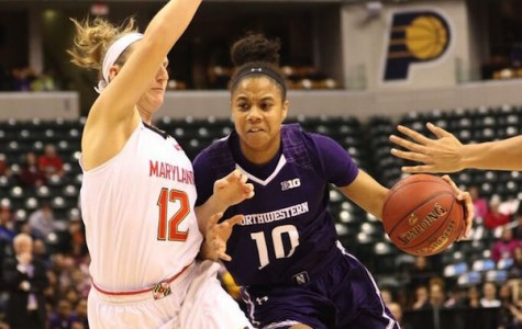 Women's Basketball: Northwestern's Big Ten Tournament run comes to abrupt end against Maryland