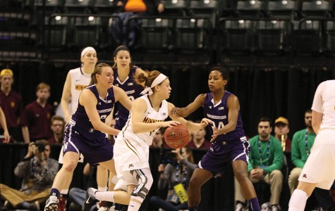 Women's Basketball: Wildcats slow down Banham, finally get past Minnesota
