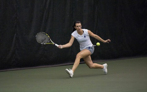 Women's Tennis: Northwestern struggles in trio of Texas matches
