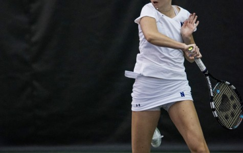 Women's Tennis: Business as usual as Wildcats continue Big Ten play