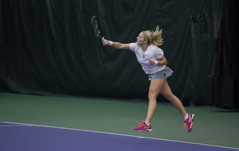 Wildcats looking to break losing streak in upcoming Big Ten matches