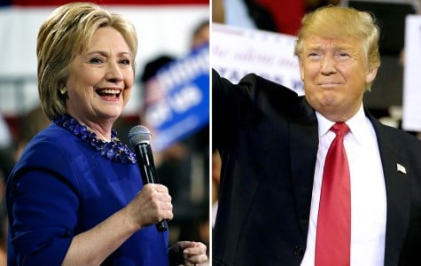 Trump, Clinton win Illinois primaries