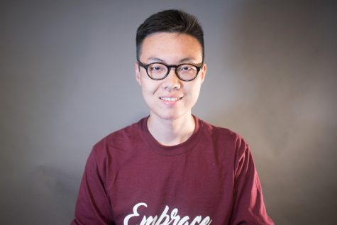 Yihai Su, 21, is a McCormick freshman. Su was drafted into Singapore's military after high school to serve his required two years before coming to Northwestern.