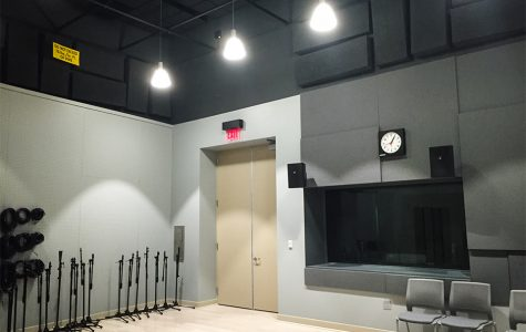 School of Communication launches new professional recording studio, audio initiatives