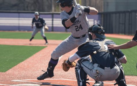 Baseball: Wildcats head to Chicago State to begin final third of season