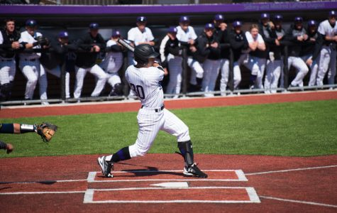 Baseball: Northwestern trying to settle into winning rhythm vs. Bradley