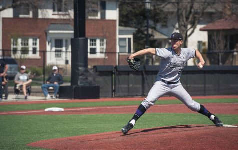 Baseball: Vanilla offense sputters as Northwestern gets swept by Penn State