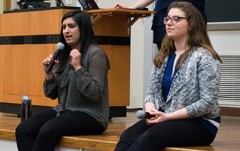 ASG candidates debate how to serve marginalized students