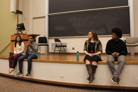 Cilento, Syed discuss divestment, mental health at second ASG debate