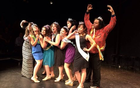 Northwestern alumni in an all-female comedy troupe perform at Chicago Improv Festival