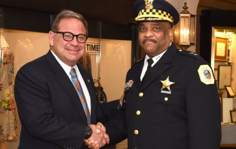 Northwestern School of Professional Studies student Eddie Johnson named interim superintendent of Chicago Police Department