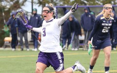 Lacrosse: Wildcats claw back to .500 in win over Notre Dame
