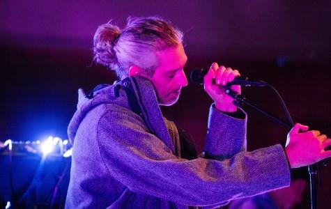 Captured: Jewish rapper Matisyahu performs at Northwestern
