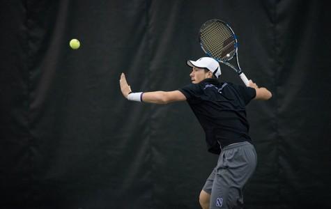 Men's Tennis: Wildcats stay undefeated in Big Ten with road wins over Nebraska, Iowa