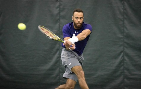 Men's Tennis: Wildcats stay focused ahead of weekend road trip