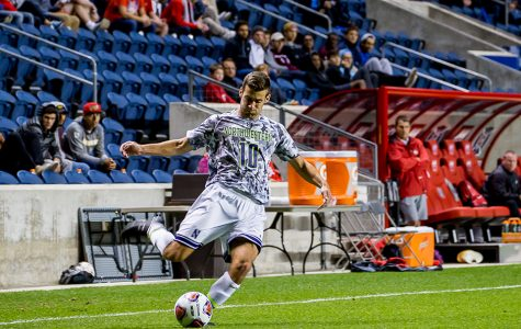 Curtain Call: Former Northwestern star Joey Calistri finding footing in MLS