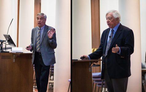 Professors Gordon, Mokyr clash over the future of economic growth