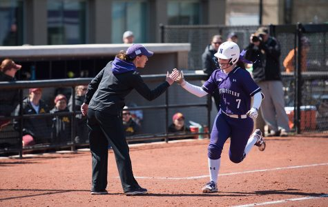 Softball: Drohan earns 500th career victory in Northwestern win