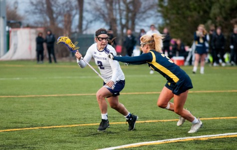 Lacrosse: No. 13 Northwestern shellacks Michigan 20-4 at home after pair of tough road losses