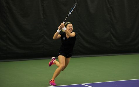 Women's Tennis: Wildcats prepare for difficult conference test