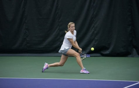 Women's Tennis: Wildcats drawing on undefeated Big Ten record for upcoming pair of conference matches