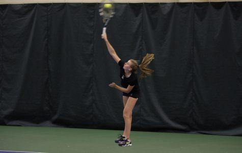 Women's Tennis: Erin Larner named Big Ten Women's Tennis Athlete of the Week