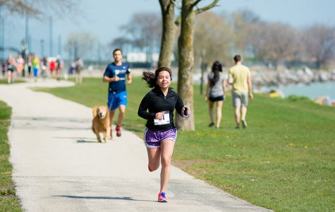 International Gender Equality Movement hosts 5K raising money for female empowerment campaign