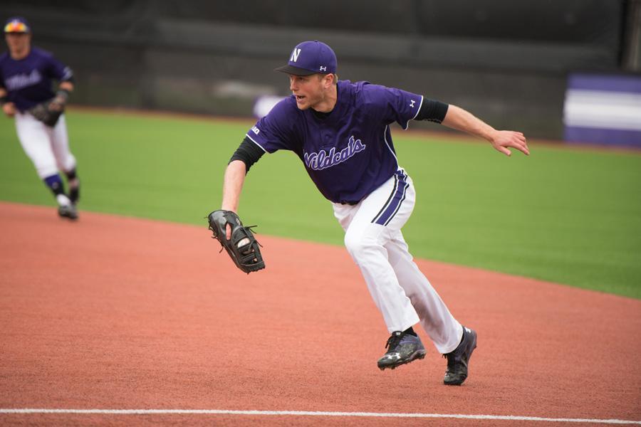 The Daily Northwestern   Curtain Call: Zach Jonesu0027 Consistency,  Level Headedness Prove Beneficial For Northwestern
