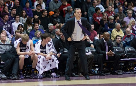 Men's Basketball: Three years into Collins' tenure, Northwestern still far from signing big local star