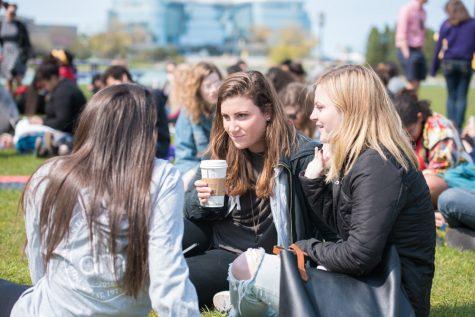 A&O Benefit concert returns outdoors despite strong winds