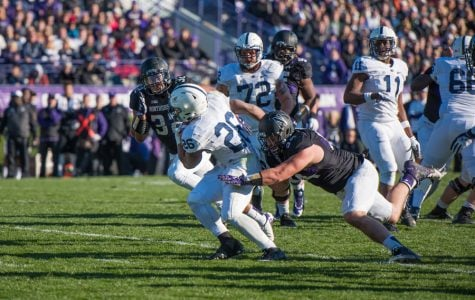 Football: Two Northwestern players drafted, two more sign as free agents