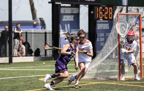 Lacrosse: Maryland narrowly edges Northwestern in Big Ten Tournament championship