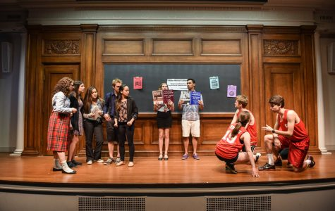 'High School Musical' increases involvement of freshman non-theater majors