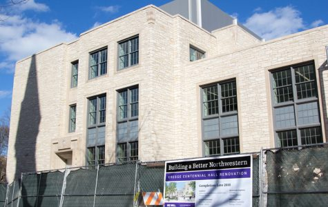Kresge Hall to open ahead of Fall Quarter 2016