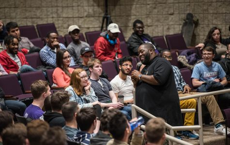 Rapper Killer Mike discusses social awareness, acceptance
