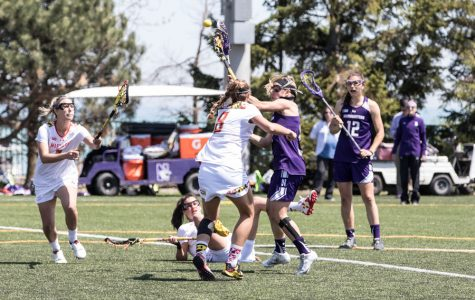 Lacrosse: Wildcats wiped from NCAA Tournament following Notre Dame trouncing