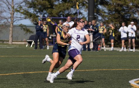 Lacrosse: Northwestern secures NCAA Tournament eligibility with win over Michigan