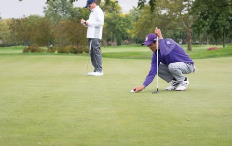 Men's Golf: Wildcats face uphill battle at NCAA Regionals