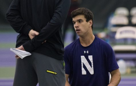 Men's Tennis Roundtable: Writers discuss Northwestern's historic season