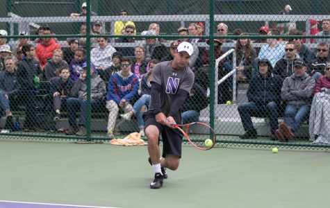 Men's Tennis: Northwestern drops second round match of NCAA Tournament, ends historic season