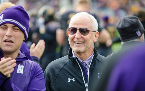 Q&A: President Morton Schapiro on Northwestern football