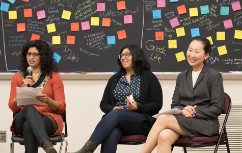 Panel of professors discusses Asian-American identity, unity