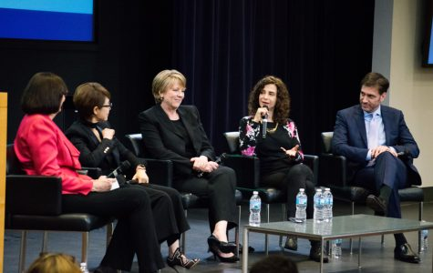 Medill Hall of Achievement inductees discuss life, careers after college