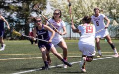 Lacrosse: Second-half collapse leads to Northwestern defeat